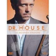 Video Delta Dr. House - DVD - Stagione 2