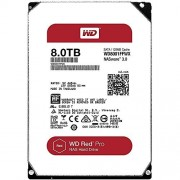 Western Digital Red Pro NAS 8 TB - SATA 6Gb/s 7200 rpm 128MB [WD8001FFWX] (на изплащане)