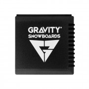 Gravity Car Scraper black