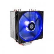Cooler CPU ID-Cooling SE-224M, LED albastru