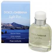 Dolce & Gabbana Light Blue Discover Vulcanopentru bărbați EDT 125 ml