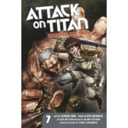 Attack on Titan: Before the Fall, Volume 7, Paperback