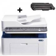 Лазерно многофункционално устройство Xerox WorkCentre 3025N (with ADF) - 3025V_NI + Съвместима Тонер касета за Xerox Phaser 3020 /X-3025 / WorkCentre