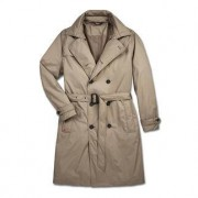Knirps® Regen-Trenchcoat, Herren, 52 - Sand
