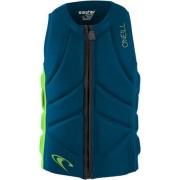O'Neill Slasher Junior Comp Impact Vest (Dayglo)