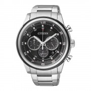 Citizen Eco-Drive Men's Stainless Steel Chronograph Watch CA4034-50E