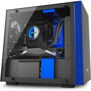 Kućište NZXT H200i Window Black/Blue, CA-H200W-BL