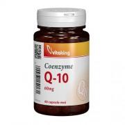 Coenzima Q10 60mg 60cps Vitaking