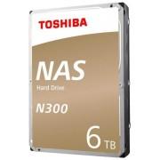 Toshiba N300 HDWN160EZSTA 6TB Retail