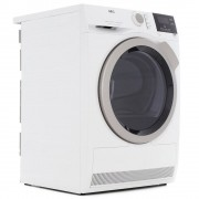AEG T7DBG832R Condenser Dryer with Heat Pump Technology - White