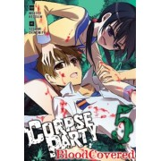 Corpse Party: Blood Covered, Volume 5, Paperback