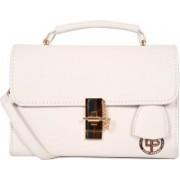 Lino Perros LWSL00274WHITE White Sling Bag
