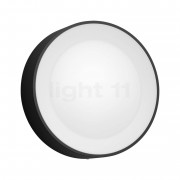 Philips Hue White & Color Ambiance Daylo Applique/Plafonnier LED, noir