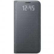 Galaxy S7 Led View Cover zwart EF-NG930PBEGWW