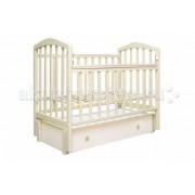 Sweet Детская кроватка Sweet Baby Lucia (маятник продольный)