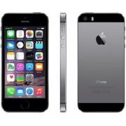 iPhone 5S 32GB Space Grey Olåst i okej skick klass C