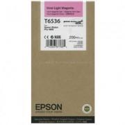 Epson T6536 Patron Light Magenta 200ml (Eredeti) Stylus Pro 4900