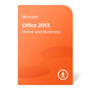 Microsoft Office 2013 Home and Business (T5D-01736) електронен сертификат