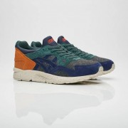 Asics gel-lyte v Dark Grey/Peacot
