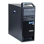 Lenovo S30 Workstation Intel®Xeon®QuadCore E5-1607 8GB DDR3 HDD 500GB NVIDIA QUADRO 400 GFX. W10 Home.