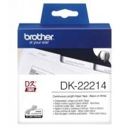 Brother DK22214 folytonos papírszalag, 12mm, 30.48m