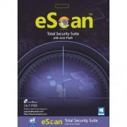 Antivirus, eScan Total Security Suite with Cloud Security, 3 user/ 1 year (ES-TOTAL-SEC3)