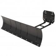 Ralica za snijeg za ATV 150x38 cm crna