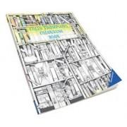 Carte De Colorat Pentru Adulti Colin Thompson Funtastic