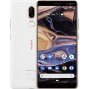 Nokia 7 Plus - 64GB - Dual Sim - Wit/Koper