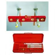 Nivela montat baterii Rocheck Set Rothenberger , cod 70667