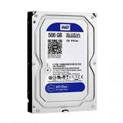 """Western Digital WD5000AZLX Disco Duro de 500GB para PC de Computo Básico, Sata 3, 6 GB/s, 32 MB, 3.5"""", Blue"""