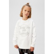 Mango Kids - Bluza copii Lovely 110-164 cm