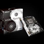 TARJETA MADRE ASROCK X99 TAICHI 5USB 3.0, 1 USB 3.1 TIPO A Y 1 TIPO C,