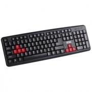Intex Corona Plus USB Keyboard (Black)