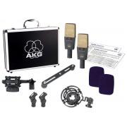 Microfon cu fir AKG C 414b XL Ii/st