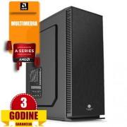 Altos Hydra, AMD APU Quad Core/8GB DDR3/HDD 1TB/Radeon HD 7620G/DVD