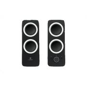 LOGITECH Multimedia Speakers Z200 zwart