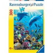 Puzzle aventura subacvatica, 300 piese Ravensburger