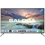Salora 2800 series 55UHL2800 LED TV 139,7 cm (55'') 4K Ultra HD Zwart