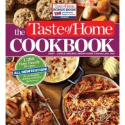 Taste of Home Cookbook 4th Edition with Bonus, Hardcover