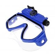 Lunettes de natation Sports Camera - IP68 étanche, lentille de 90 degrés, CMOS de 1 / 2.5 pouces, images 5MP, vidéo HD 720p, prise en charge de la carte SD