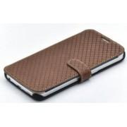 Husa Flip Tellur Samsung Galaxy S6 Edge G925 Piele Maro