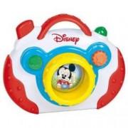 Aparat de fotografiat pentru copii Disney Mickey Mouse cu lumini si sunete