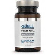 Douglas Laboratories Olio di Pesce™ con EPA + DHA con Vitamina D3 - 30 softgels
