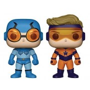 Funko POP! DC Blue Beetle & Booster G 2- Pack