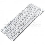 Tastatura Laptop Toshiba Satellite U400 Argintie + CADOU