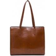 AV Fashion Women Brown Messenger Bag