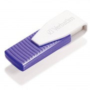 Memorie USB Verbatim Swivel 64GB USB 2.0 Purple