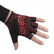 O'Neal Crosshandschuhe O'Neal Fingerless Wired Schwarz-Rot