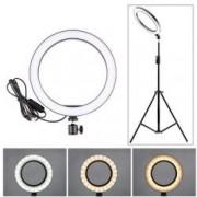 Lampa Profesionala LED Circulara Make UP Photo Studio Selfie Telefon Ring Light